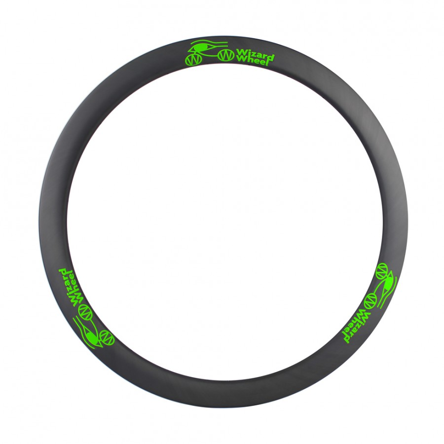 700 C Carbon Clincher Premium Fælge 45 MM
