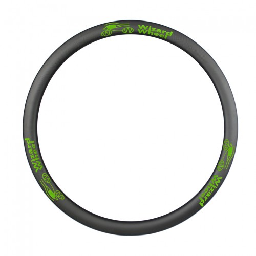 700C GRAVEL/CYCLOCROSS CARBON Premium Clincher Fælge 29 MM bred - 40MM Profil