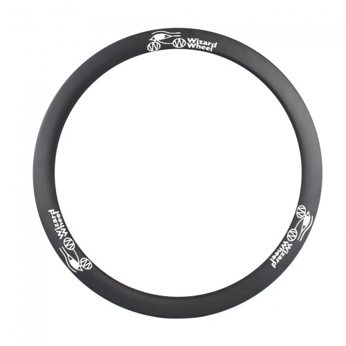 700C GRAVEL/CYCLOCROSS CARBON Premium Clincher Fælge 29 MM bred - 50MM Profil