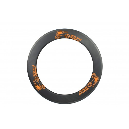 700 C Carbon Clincher Premium Fælge 80 MM
