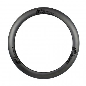 700 C Carbon Clincher Premium Fælge 60 MM