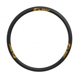 700 C Carbon Clincher Premium Fælge 35 MM