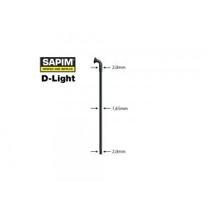 Sapim D-Light J-Bend Eger