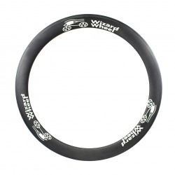 700 C Carbon Clincher Premium Fælge 55 MM